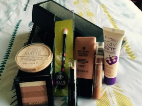 Product lines: Revlon, Rimmell, and Cover Girl