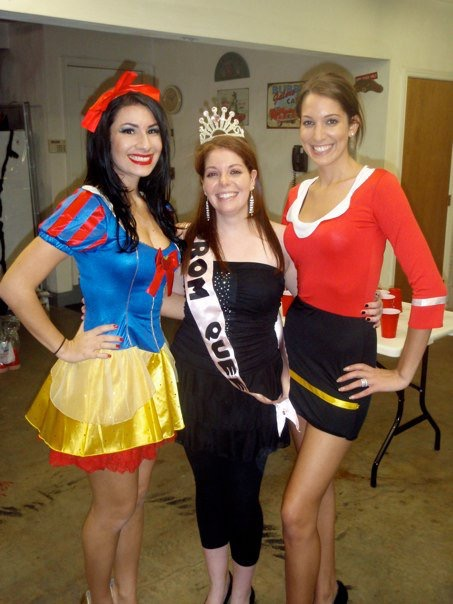 Snow White, Prom Queen and Olive Oil