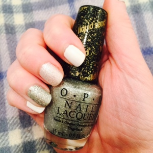 OPI Solitaire OPI It's Frosty Outside Essie Private Weekend