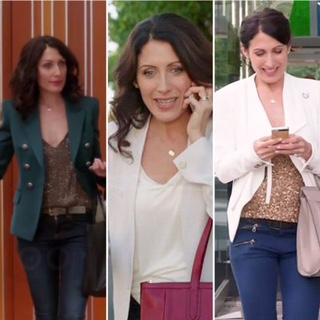Images (L to R) courtesy of: looklive.com, wornontv.net, shopyourtv.com